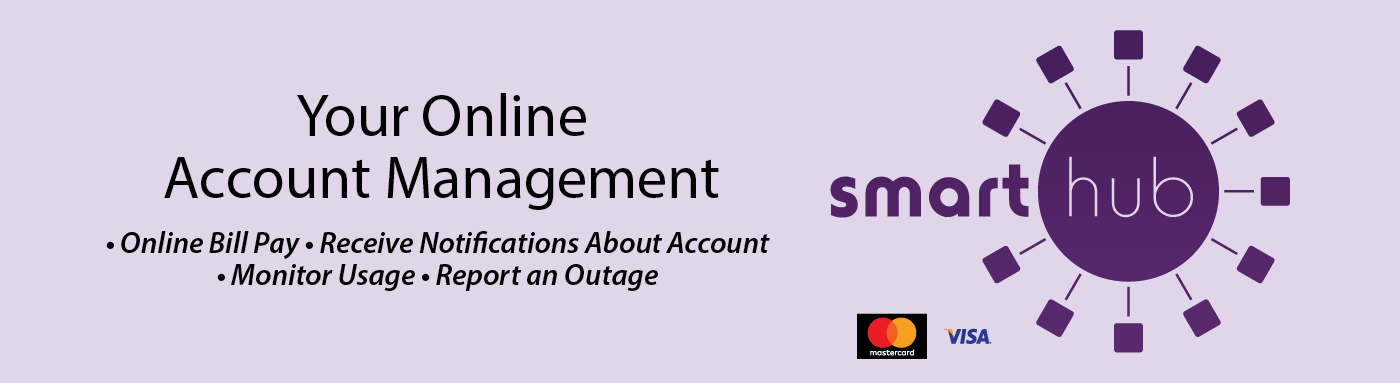 SmartHub Your Online Account Managment